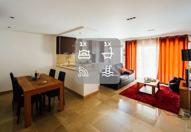 in São Martinho do Porto - Baia Residence III - One Bedroom Holiday Apartment By SCH016