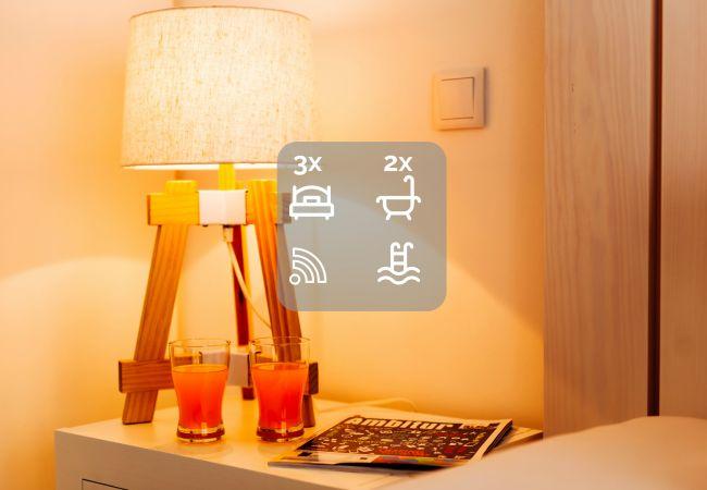 in Salir do Porto - Janelas de Salir - T3 Holiday Apartment By SCH031
