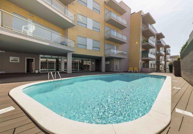 Apartamento en São Martinho do Porto - Baia Residence III - T1 Holiday Apartment By SCH016