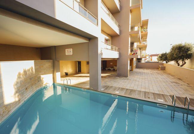 a São Martinho do Porto - 3 Camere da letto con piscina - Spiaggia di Sao Martinho do Porto